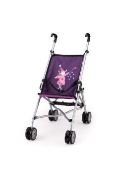 Bayer Wózek dla lalki Buggy purpurowy 30112AA