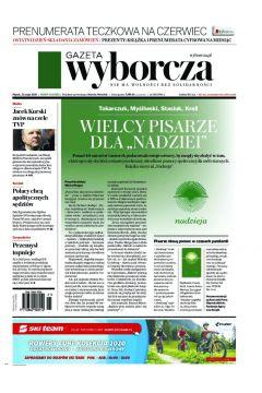 Gazeta Wyborcza - Szczecin 119/2020