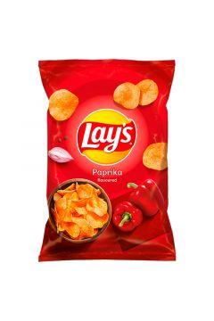 Chipsy ziemniaczane o smaku papryki