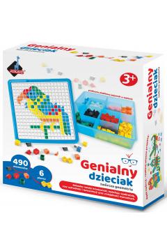 Mozaika - 490 elementów