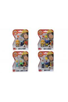 Strażak Sam 2 figurki różne rodzaje