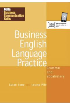 BCS Business English Language A2-B1