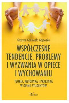 Współczesne tendencje, problemy i wyzwania...