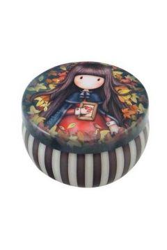 Blaszane pudełko małe - Autumn Leaves