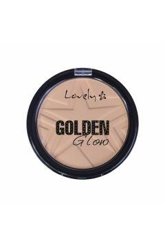 Golden Glow puder naturalny hipoalergiczny 2