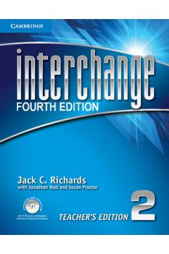 Interchange 2 Teacher's Edition with Audio CD