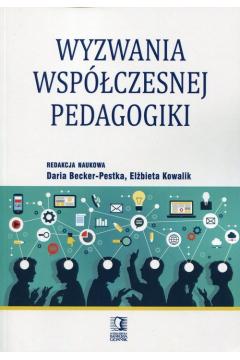 Wyzwania współczesnej pedagogiki