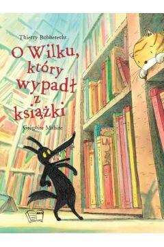 O wilku, który wypadł z książki