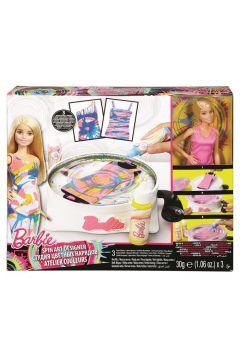 Barbie Zakręcone wzory zabawa z ubrankami