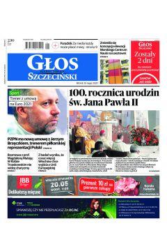 Głos Dziennik Pomorza - Głos Szczeciński 116/2020