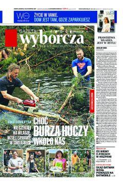 Gazeta Wyborcza - Katowice 192/2017