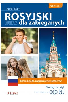 Rosyjski kurs dla zabieganych