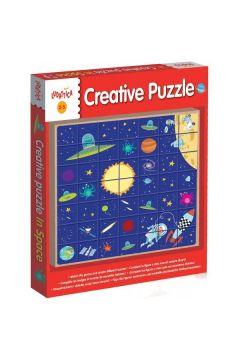 Ludattica Legno Creative Puzzle In Space