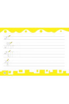 Szlaczki - ćwiczymy ładne pisanie