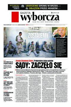 Gazeta Wyborcza - Częstochowa 195/2017