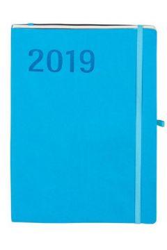 Kalendarz 2019 Impresja B5 Niebieski TWD ANTRA