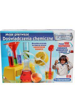 Naukowa zabawa. Moje pierwsze doświadczenia chemiczne