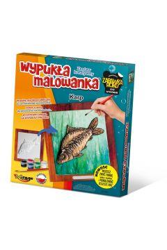 Wypukła Malowanka Ryba - Karp