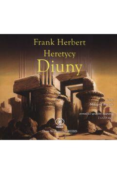 Kroniki Diuny T5 Heretycy Diuny audiobook