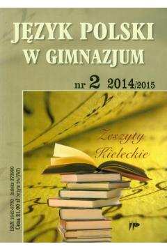 Język Polski w Gimnazjum nr 2 2014/2015