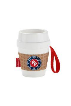 Fisher Price Gryzaczek kubeczek kawy
