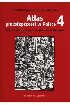 Atlas przestępczości w Polsce 4