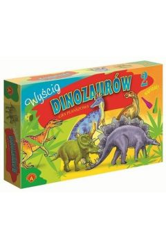 Wyścig dinozaurów ALEX