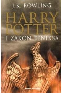 Harry Potter i Zakon Feniksa wyd.2016
