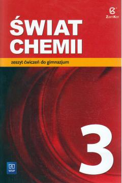 Chemia GIM  3 Świat chemii ćw. WSiP