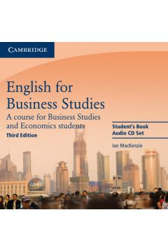 English for Business Studies Audio 2CD