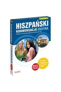 Hiszpański. Konwersacje Ekstra A1-B1 + CD