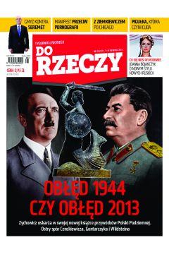 Tygodnik Do Rzeczy 28/2013