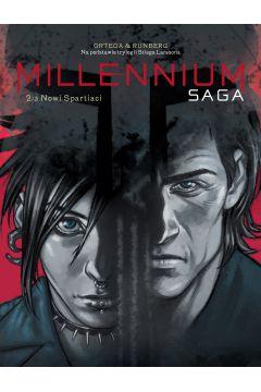 Millenium Saga. Tom 2. Nowi spartiaci