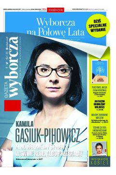Gazeta Wyborcza - Poznań 175/2017