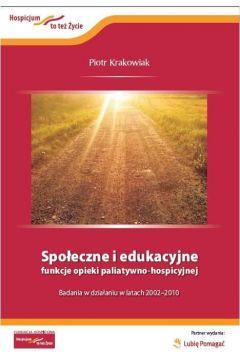 Społeczne i edukacyjne funkcje opieki...