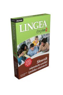 Lingea EasyLex 2 Słownik niemiecko-polski polsko-niemiecki