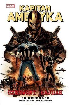 Kapitan Ameryka. Tom 2. Czerwony łajdak