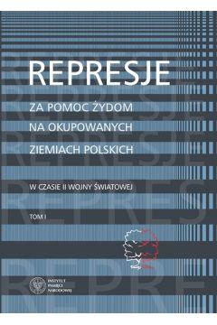 Represje za pomoc Żydom na okupowanych ziemiach polskich w czasie II wony światowej