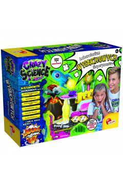 Crazy Science. Laboratorium wybuchowych eksperymentów