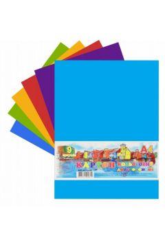Karton kolorowy dwustronny A4/9K 200g/m2 FRESH