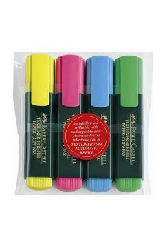 Zakreślacz Textliner 4 kolory