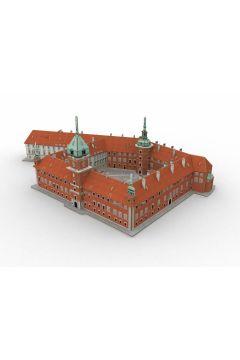 Puzzle 3D Zamek Królewski w Warszawie