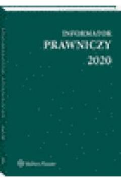 Informator Prawniczy 2020. Zielony A5