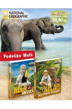 Pakiet 1: Nela i tajemnice świata/Nela na tropie..