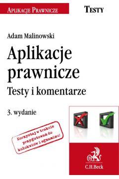 Aplikacje prawnicze Testy i komentarze