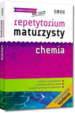 Repetytorium maturzysty 2020. Chemia