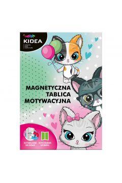 Tablica motywacyjna magnetyczna E Kidea