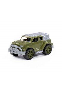 Polesie 83654 Samochód Jeep wojskowy Legionista-mini Nr1 w siatce