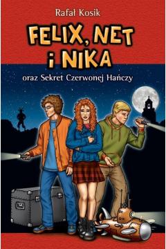 Felix, Net i Nika oraz Sekret Czerwonej Hańczy. Tom 12