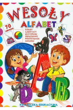Wesoły alfabet  PASJA